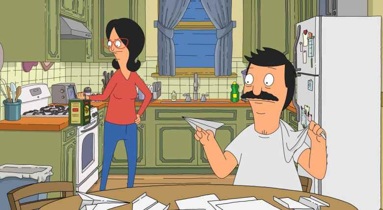 Bob's Burgers (Live and Let Fly 1)