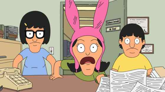 Bob's Burgers (Live and Let Fly 2)