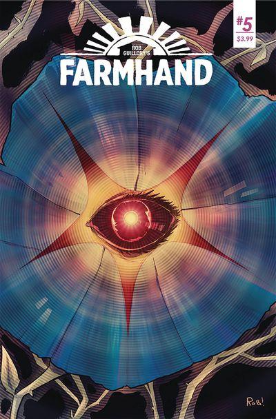Cover for Farmhand #5