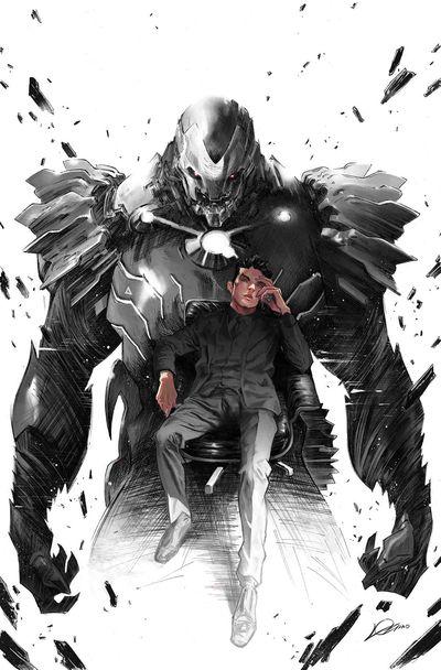 Cover for Tony Stark: Iron Man #5