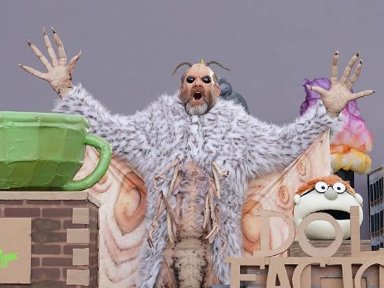 stan against evil moth
