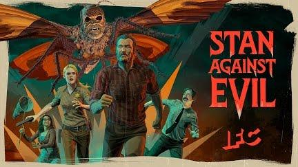 stan against evil title poster