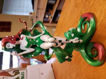 Game Stop owns the Holiday variants of the same 3 figures. Photo Credit: Jon Hicks The Game of Nerds