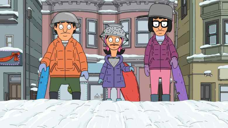 Bob's Burgers (Better of Sled 3)