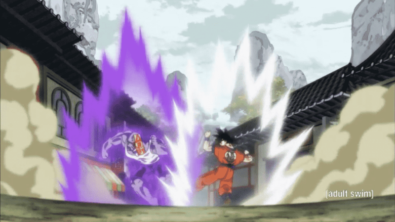 Dragon Ball Super — Episode 89