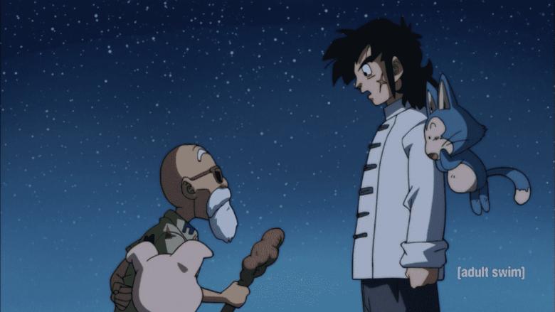 Dragon Ball Super — Episode 91