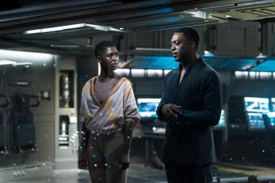 Photo Source: Nightflyers on SyFy