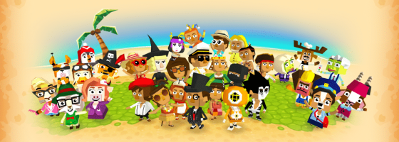 castaway paradise characters