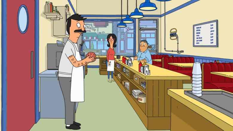 Bobs Burgers (Roamin Bob-iday 3)