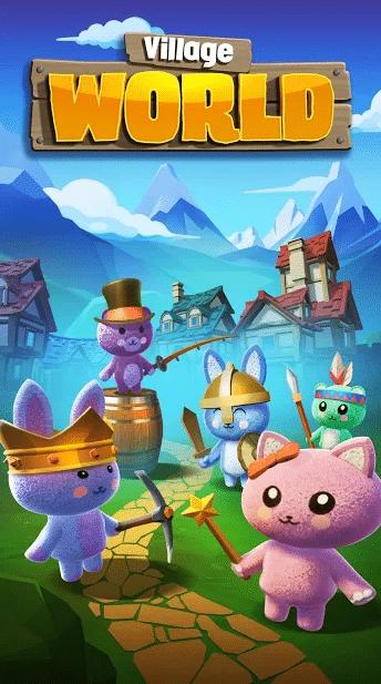 village world title page