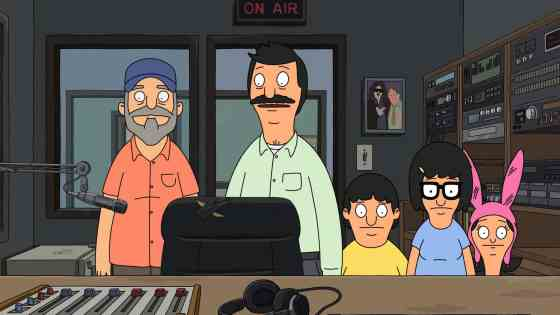 Bobs Burgers (Long Time Listener First Time Bob 3)