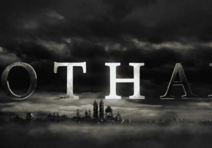 Gotham season 2 title card