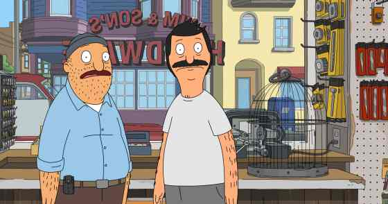 Bobs Burgers (PTA It Aint So 1)