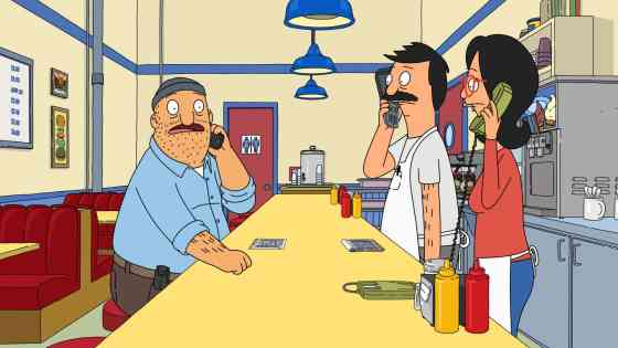 Bobs Burgers (The Gene Mile 1)