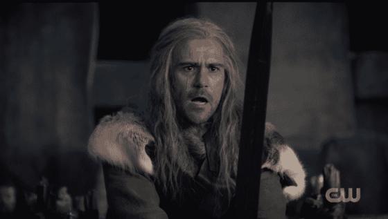 Constantine's ancestor on Legends of Tomorrow