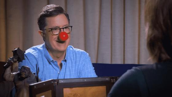 Stephen Colbert's D&D Adventure with Matthew Mercer (Red Nose Day 2019) 51-20 screenshot