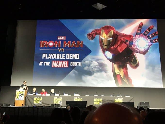 SDCC Iron Man