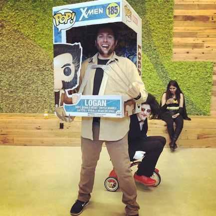 Logan Pop Box