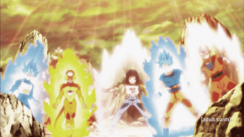 Dragon Ball Super Episode 121