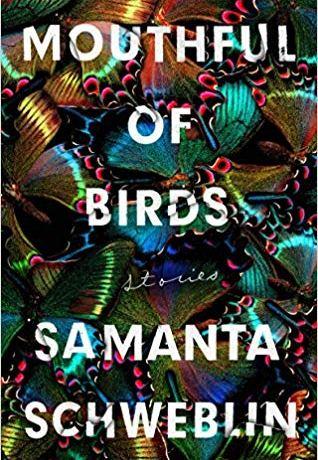Cover art for Mouthful of Birds by Samanta Schweblin
