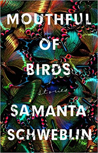 Cover art for Mouthful of Birds by Samanta Schweblin