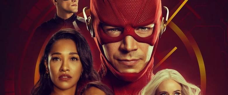 The Flash Season 6 Poster Banner