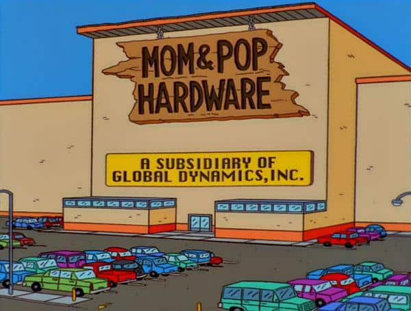 simpsons signs 9
