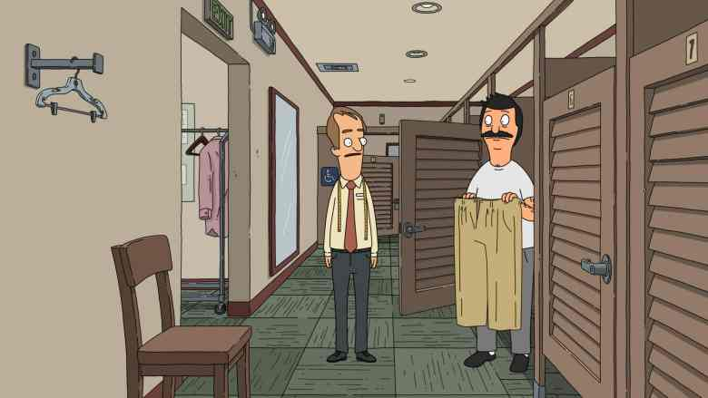 Bobs Burgers (Legends Of The Mall (3))