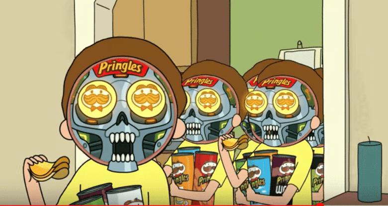 Pringles Super Bowl 2020