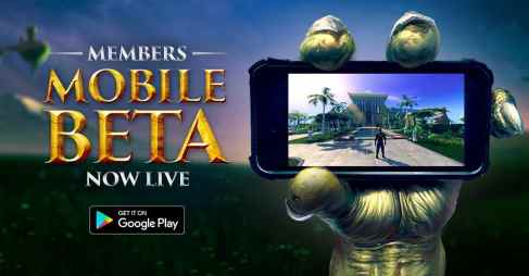 RuneScape Early Access Ad