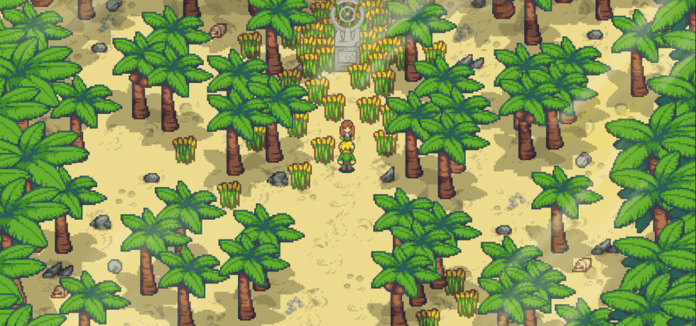 harvest island: beginnings