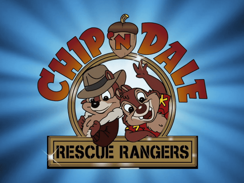 Chip n' Dale Rescue Rangers Title