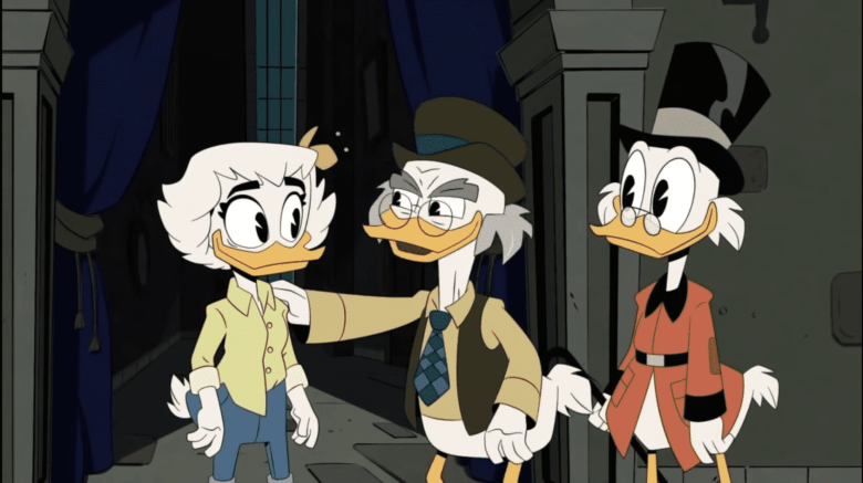 DuckTales Reboot-Matilda McDuck
