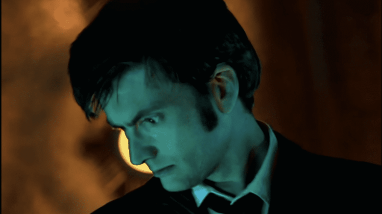 Doctor Who-David Tennant as the 10th Doctor