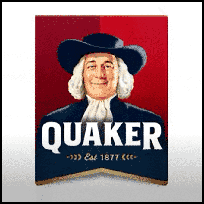 The Quaker Oats Man knows more than breakfast.