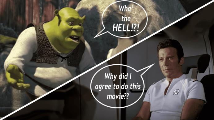 Shrek Vs. Star Trek