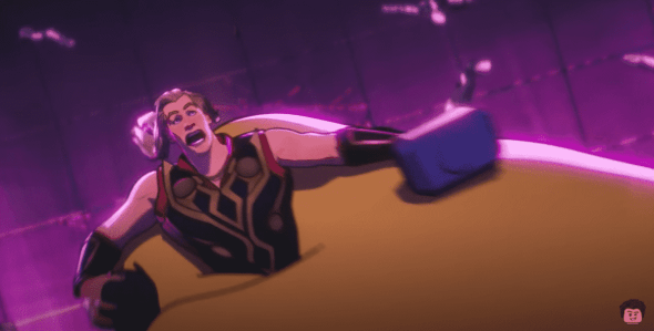 What if the Watcher broke his oath: Thor screams