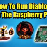Play Diablo 2 On The Raspberry Pi 4!