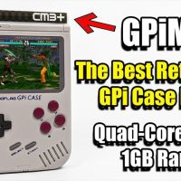 GPiMate for the RetroFlag GPi Case - Add a CM3 + For More Power!