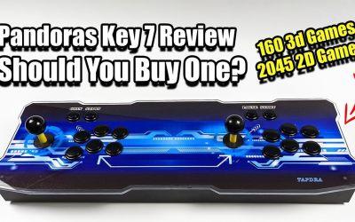 Pandoras Key 7 Review Should You Buy One? 160 3d Games & 2045 2D Games