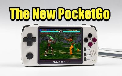 The New Pocket Go Review! Is It Any Good? Pocket Go 2