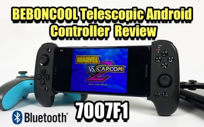 BEBONCOOL Telescopic Android  Controller Review – Is it Worth Buying?