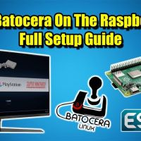 Install Batocera On The Raspberry Pi 4 Full Setup Guide - Retro Gaming Goodness!