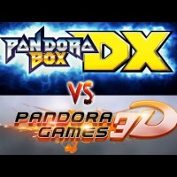 Pandora's Box  DX vs. Pandora Games 3D ....  Pandora Jungle