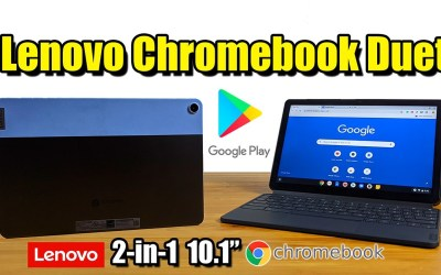 "Lenovo Chromebook Duet 10.1"" 2 In 1 Tablet Review – Its Also a Decent Android Tablet."