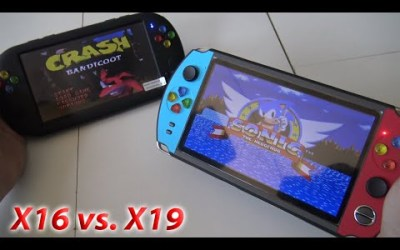 X16 vs. X19 The Poooooowkiddy Handheld Battle