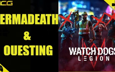 How Does Permadeath Impact Questing and Story in Watch Dogs Legion?