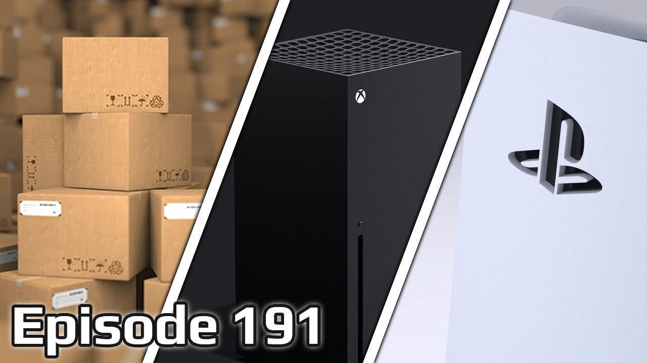 Black Friday Pick Ups, PS5 & Xbox Sales, PS5 Scalpers | Spawncast 191
