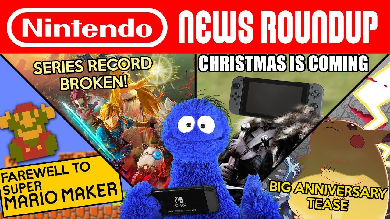 Bye Bye Mario Maker, Age of Calamity Breaks Record, Switch Set to Dominate | NINTENDO NEWS ROUNDUP