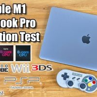 Emulation On The New Apple M1 Chip Is Pretty Good! M1 MacBook Pro Emulation Test